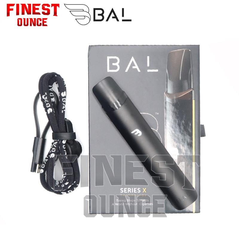 BAL Vape POD Starter Kit Series X + 1 FREE Flavor POD by Caprice **ORI