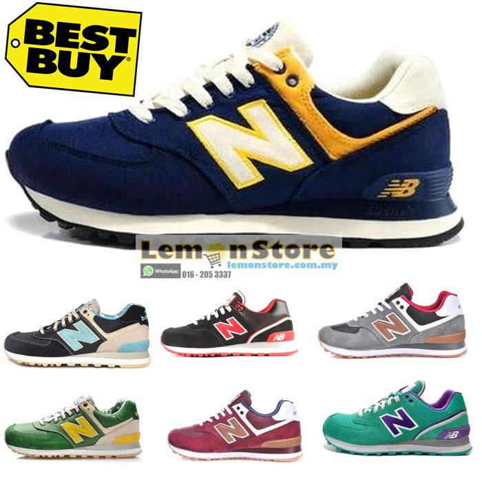 New Balance 574 Classical Fashion Shoes - LOS0055 - P14