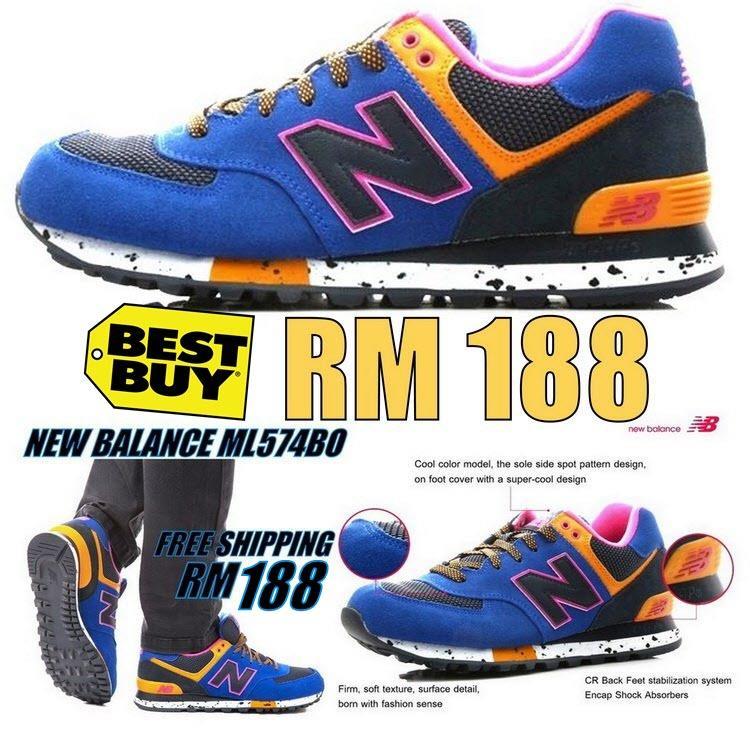 New Balance ML574BO Sport Shoes -- L (end 6/14/2019 4:15 PM)