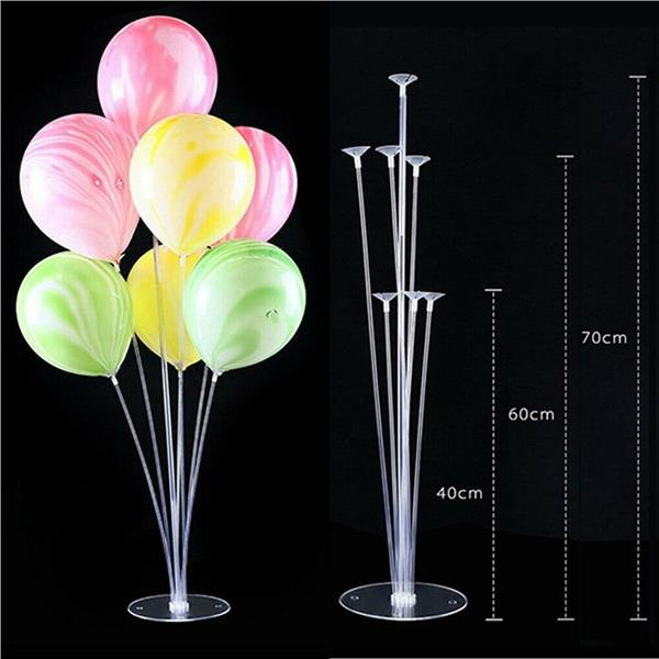 Balloon Display Stand Holder Kit Table Centerpiece Decoration Party We