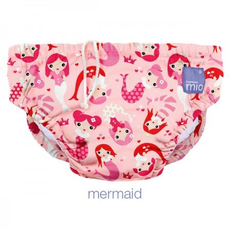 Bambino Mio Swim Nappies - Mermaids S (5-7kgs)