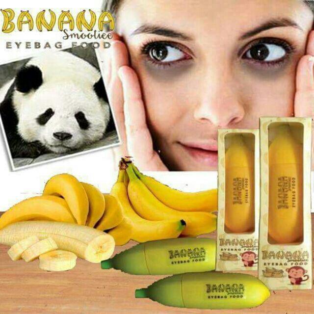 Banana Smoothie Eyebag Food Menghil End 1 27 2018 11 15 Am
