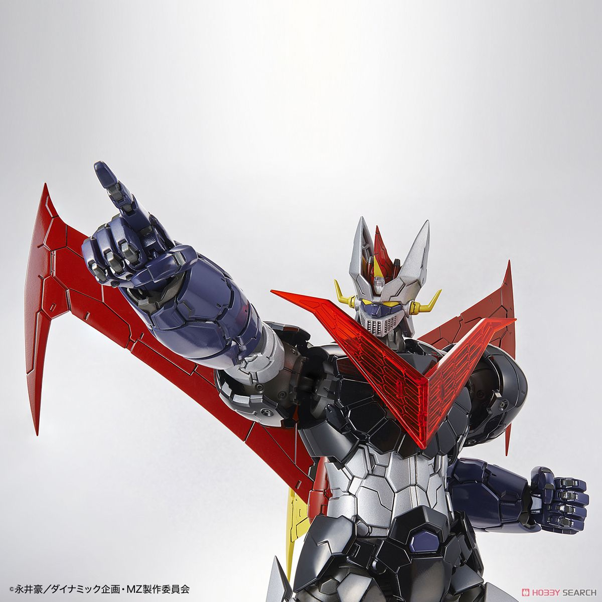 Bandai 1/144 Great Mazinger Z Infinity Ver Plastic Model Kit