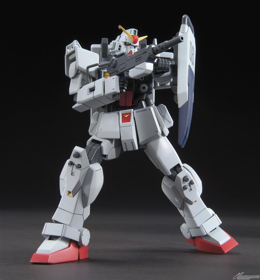 Bandai 1/144 HG Gundam Ground Type [Revive]