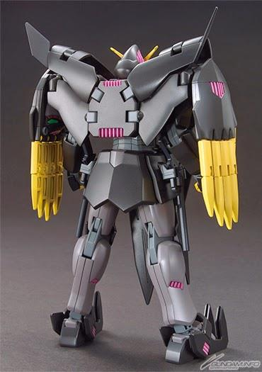 Bandai 1/144 HGBF Gundam The End