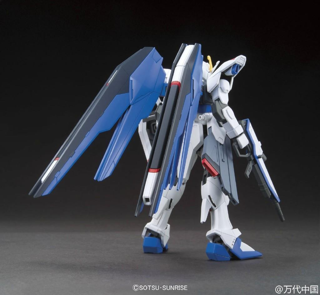 Bandai 1/144 HGCE ZGMF-X10A Freedom Gundam (Revive)