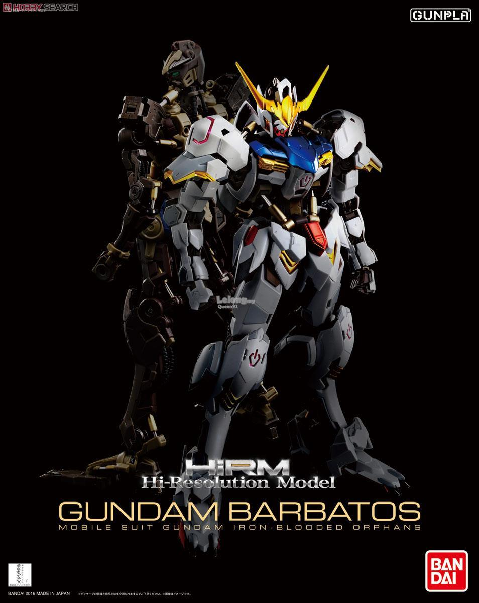 Bandai Gundam Barbatos HiRM(1/100) High-Resolution Model