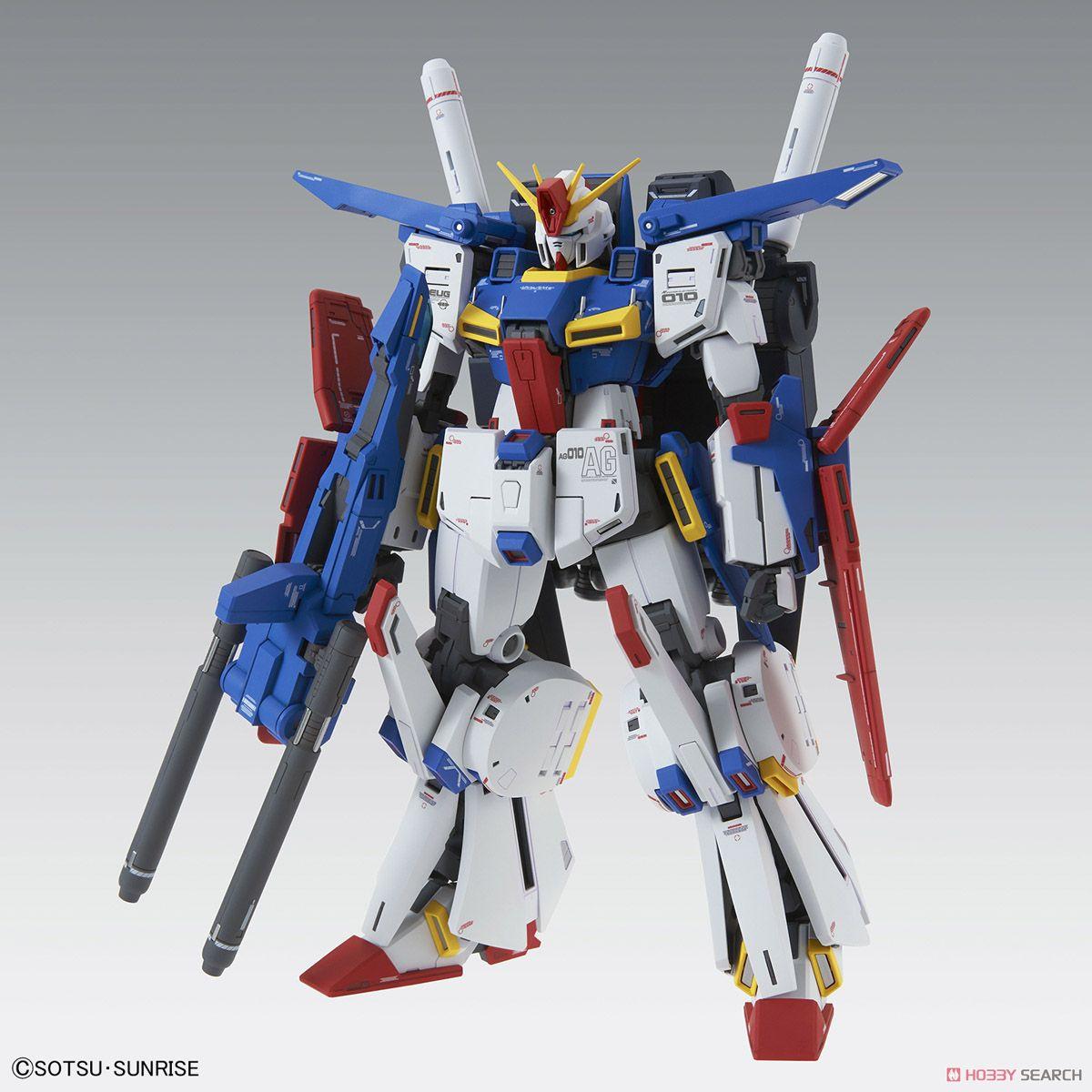 Bandai Msz 010 Zz Gundam Verka Mg End 7152020 1030 Pm