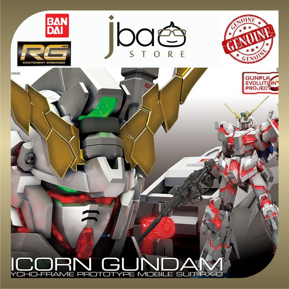 Bandai Rx 0 Unicorn Gundam Rg Gundam End 2252020 430 Pm