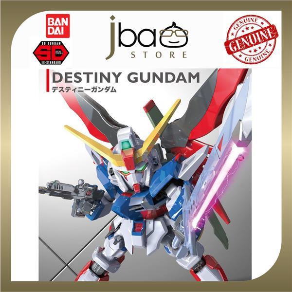 Bandai Sd Gundam Ex Standard Destin End 11252019 741 Pm