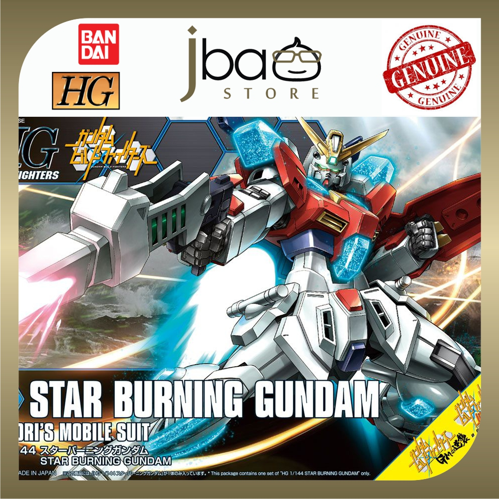 Bandai Star Burning Gundam Hg Hgbf M End 382020 1120 Am