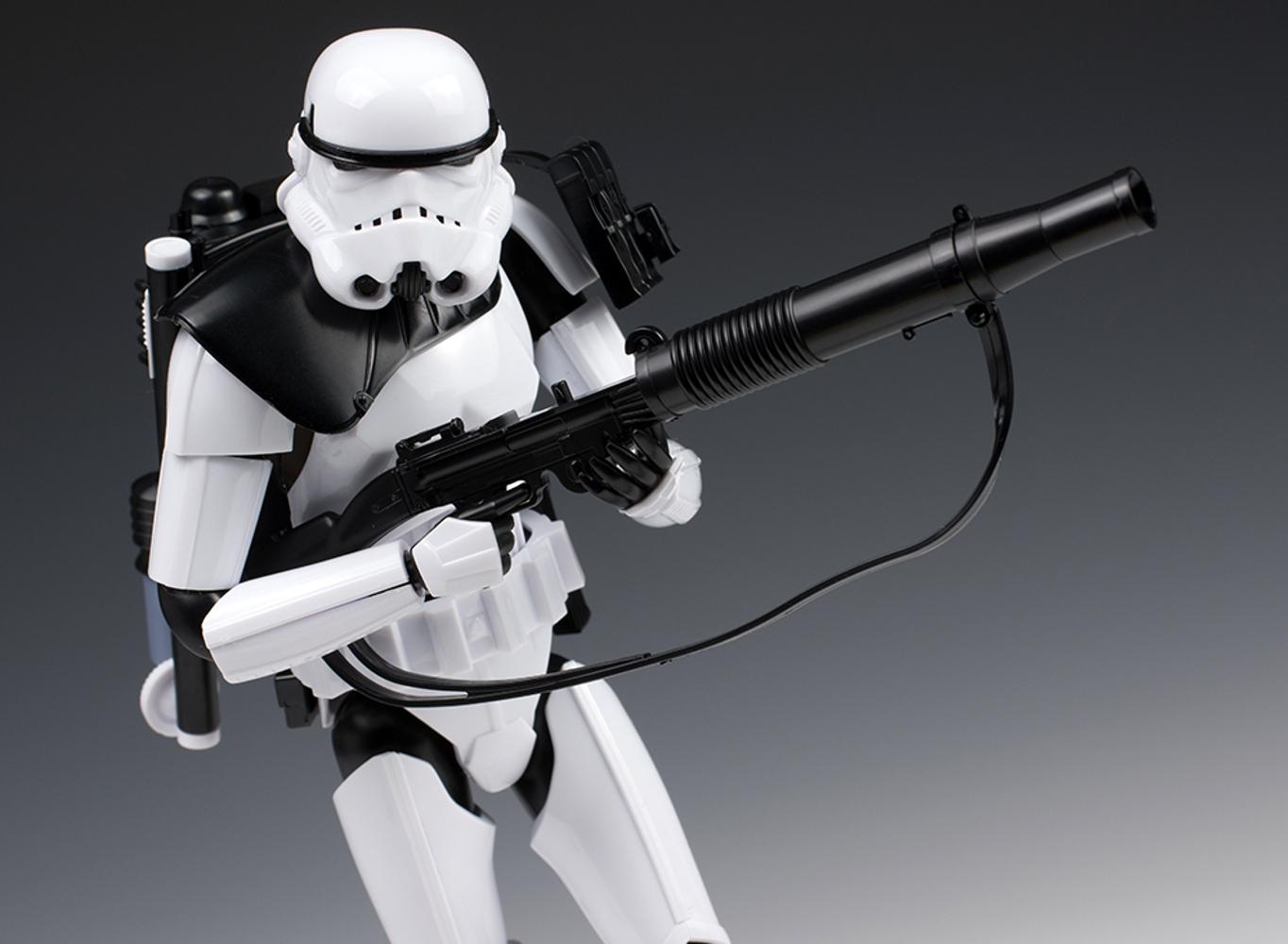 Bandai Star Wars 1/12 Sandtrooper Figure Model Kit 4543112973481
