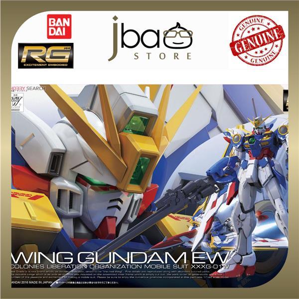 Bandai Xxxg 01w Wing Gundam Ew Rg End 11242019 1246 Pm