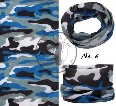 Bandana/Multifunction Scarf RM4.90/pc, Buy 3 Free 1