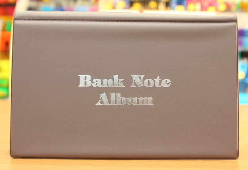 Bank Note Album Money Album