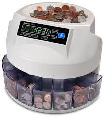 BANKER 2 WAY MONEY COIN COUNTER + 10 YEARS WARRANTY