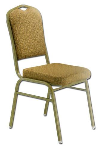 Banquet Chair With Cushion Fabric Seat Kerusi Pejabat Office F/0435 G. U2039 U203a
