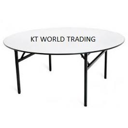 Round Banquet Table | Round Folding Table Model : KTB-R4G