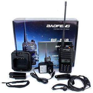 BAOFENG BF-A58 Walkie Talkie Waterproof&Dustproof  5W Two-Way Radio