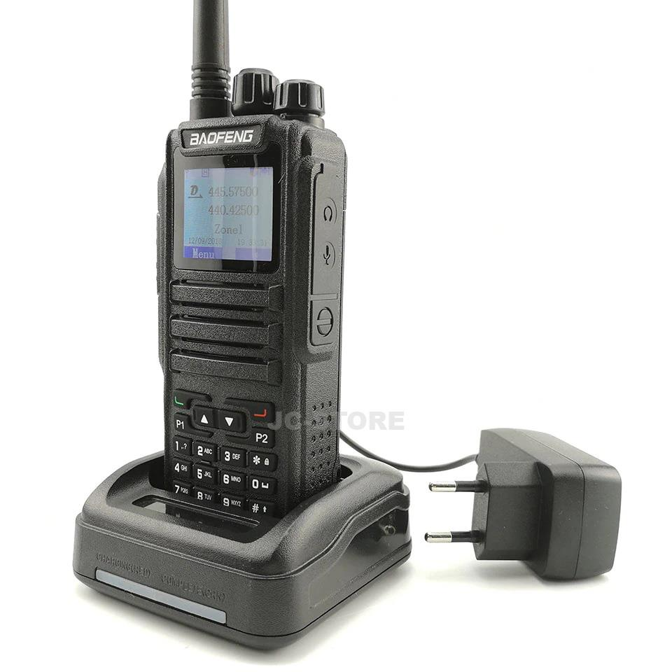 Baofeng Digital Mobile Radio DMR Dual band Tier 2 Walkie Talkie no TYT