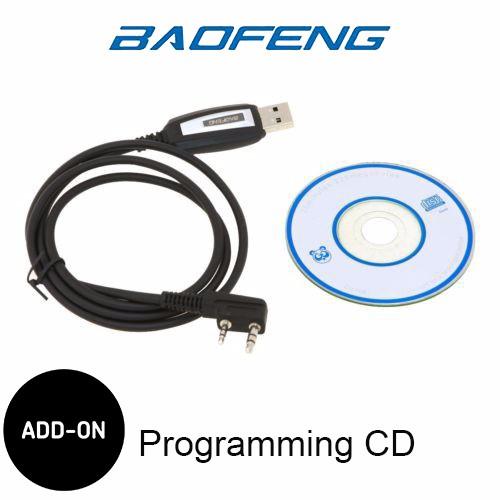 Baofeng Mini Walkie Talkie T1 Single Band Two-Way Radio 20 Channels