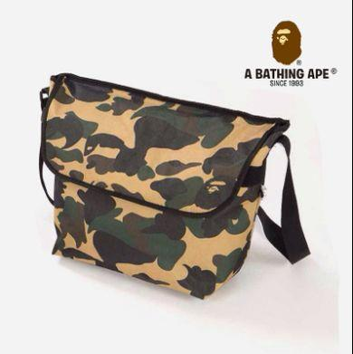 Bape Camo Messenger Bag From Japan Magazine Appendix