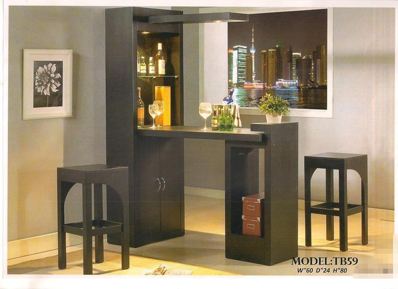 Home Bar Counter Table Design 3