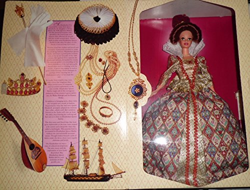 ..// Barbie Elizabethan Queen The Great Era Collection Doll