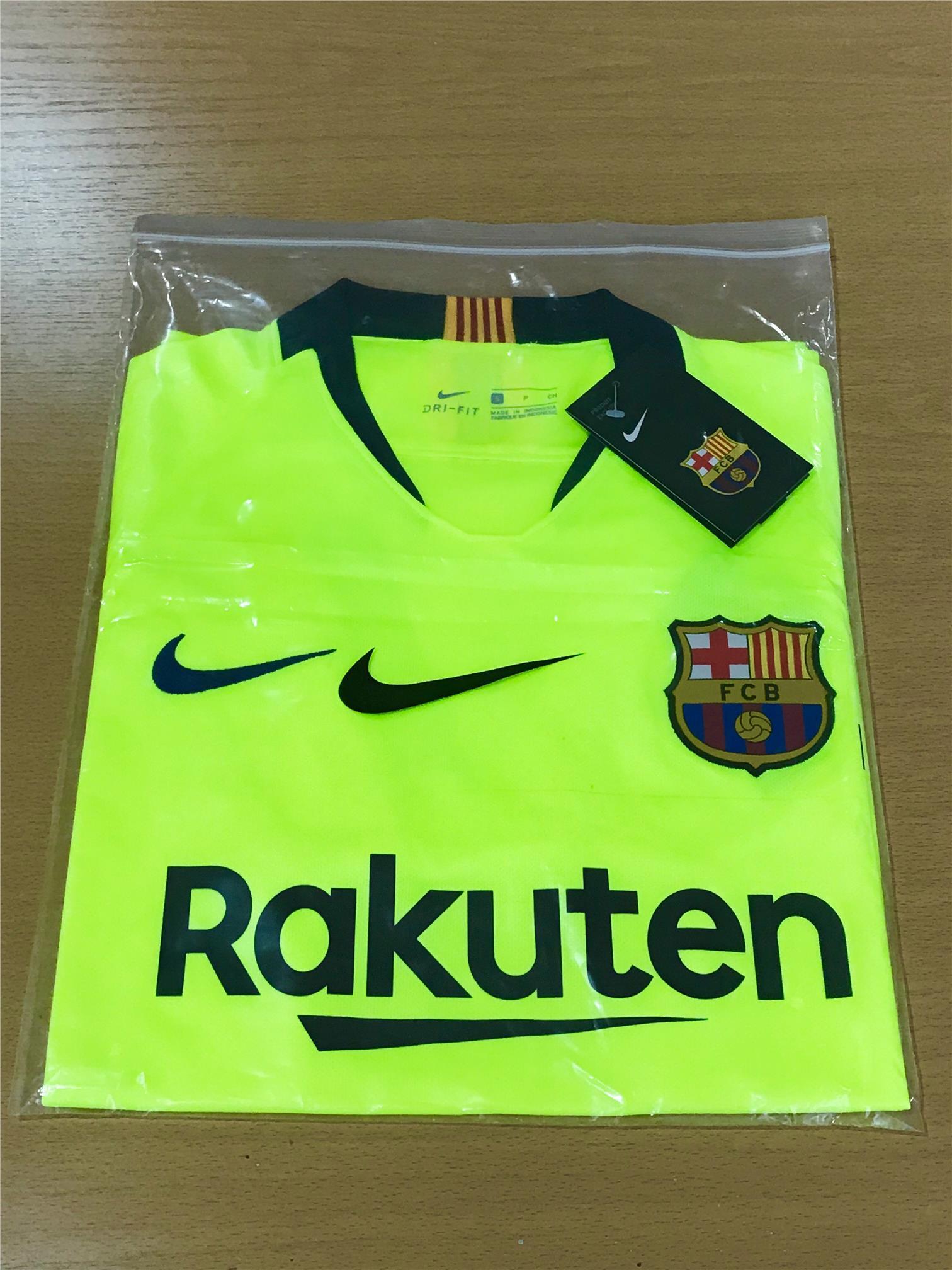 ed7b698bc Barcelona Team Away Jersey 2018/2019 (end 7/30/2018 6:15 PM)