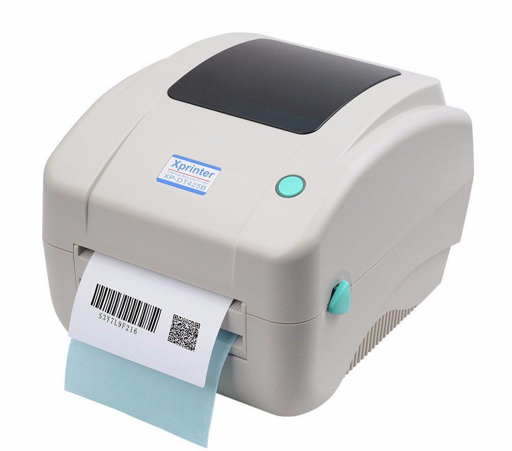 Barcode printer xp dt425b label stic end 1 22 2020 415 pm