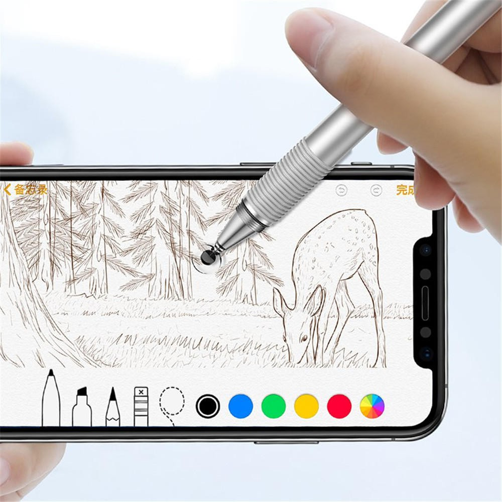 BASEUS 2 In 1 Capacitive Touch Screen Stylus Pen Gel Pen