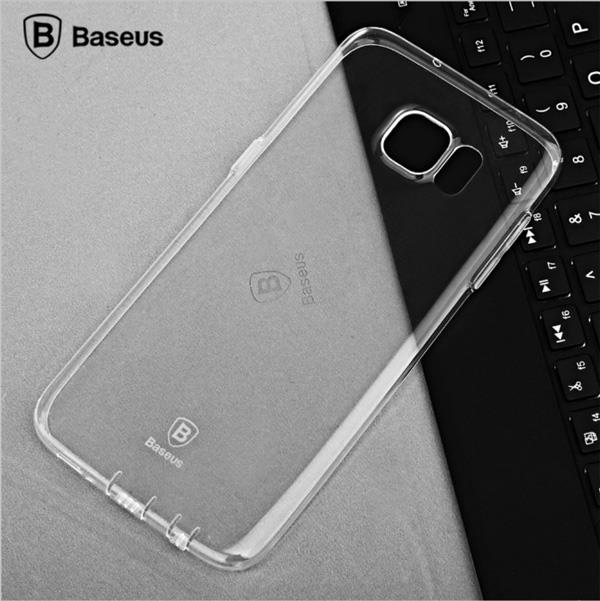 BASEUS Air Case anti-knock Slim Soft TPU for Samsung Galaxy S7 Edge