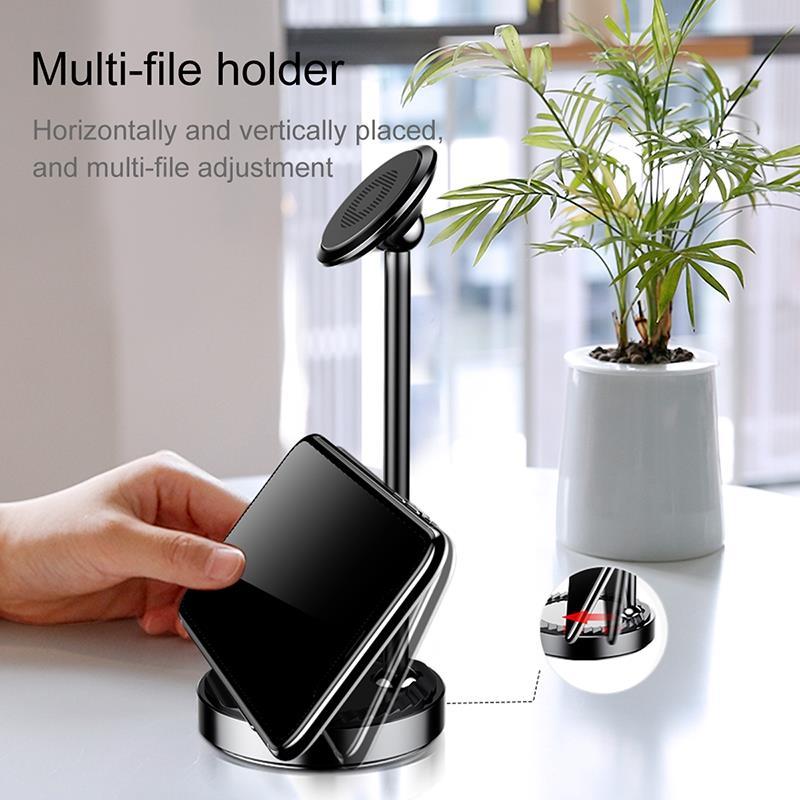 Baseus Desktop Phone Stand Holder Magnetic Desk Mount
