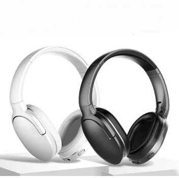 Baseus Encok D02 Wireless Bluetooth Foldable Headphone Portable with Microphon