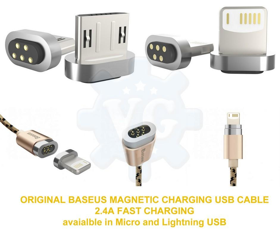 d4c172d8959 Baseus Magnetic Lightning Micro USB T (end 4/5/2020 1:10 PM)
