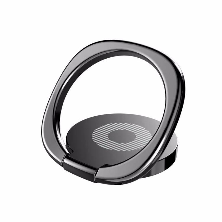 quality design 946c2 9a1ad Baseus Magnetic Mobile Phone Holder CellPhone Car Mount Finger Ring De