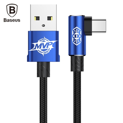 Baseus MVP Elbow 2m Cable Type-C