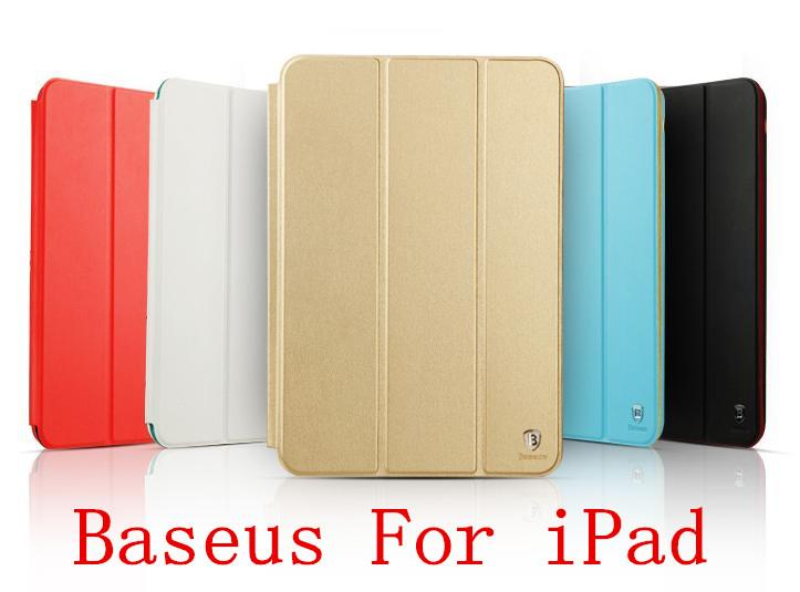 Baseus Primary Series Leather Case Cover For iPad Mini Retina 3 Mini2