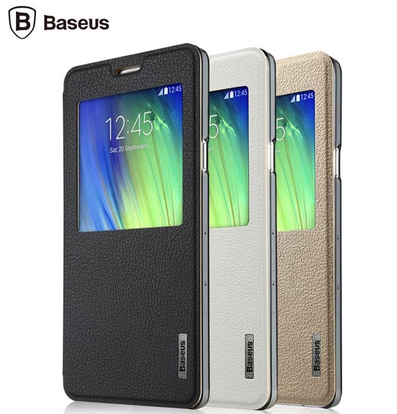 Baseus Samsung Galaxy A7 A7000 Primary Case Cover Casing + Free Gift