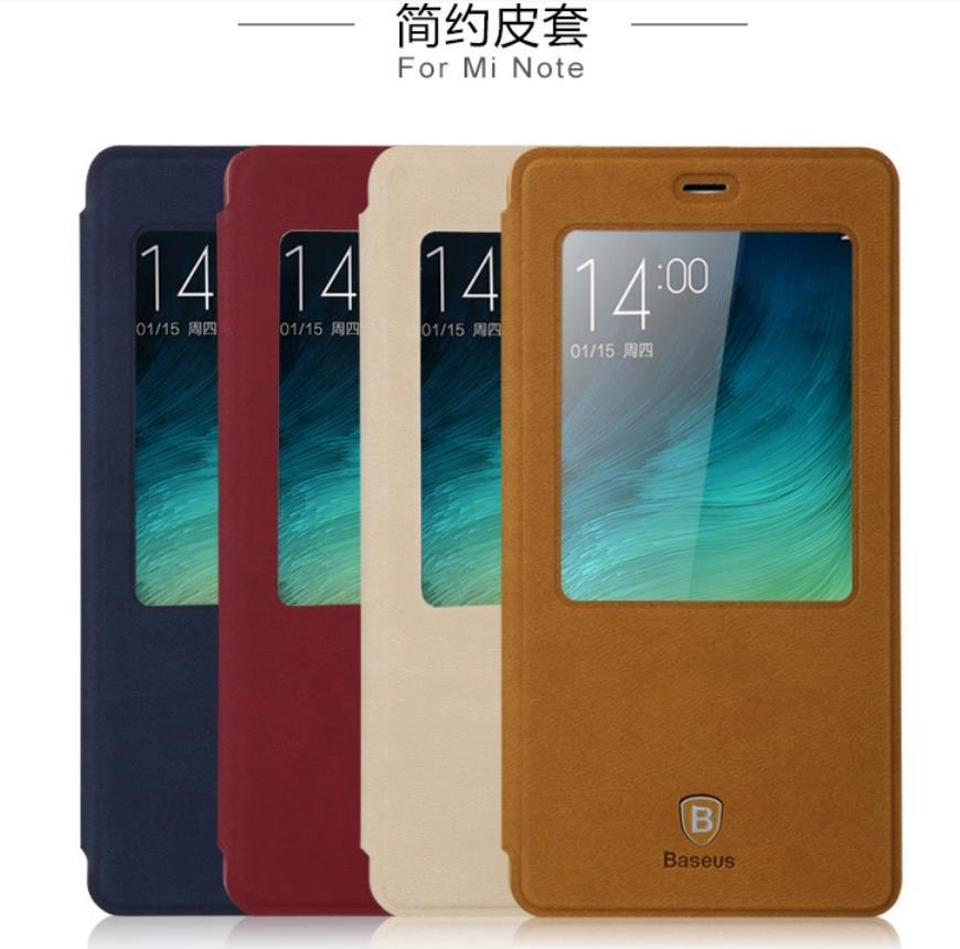 Baseus Xiaomi Mi Note Primary Color Series Leather Case Cover
