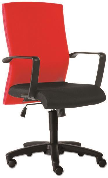 Basic Mediumback Office Chair - BC-1 (end 7/16/2020 1:15 PM)