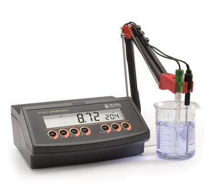 Basic pH/ORP Benchtop Meter