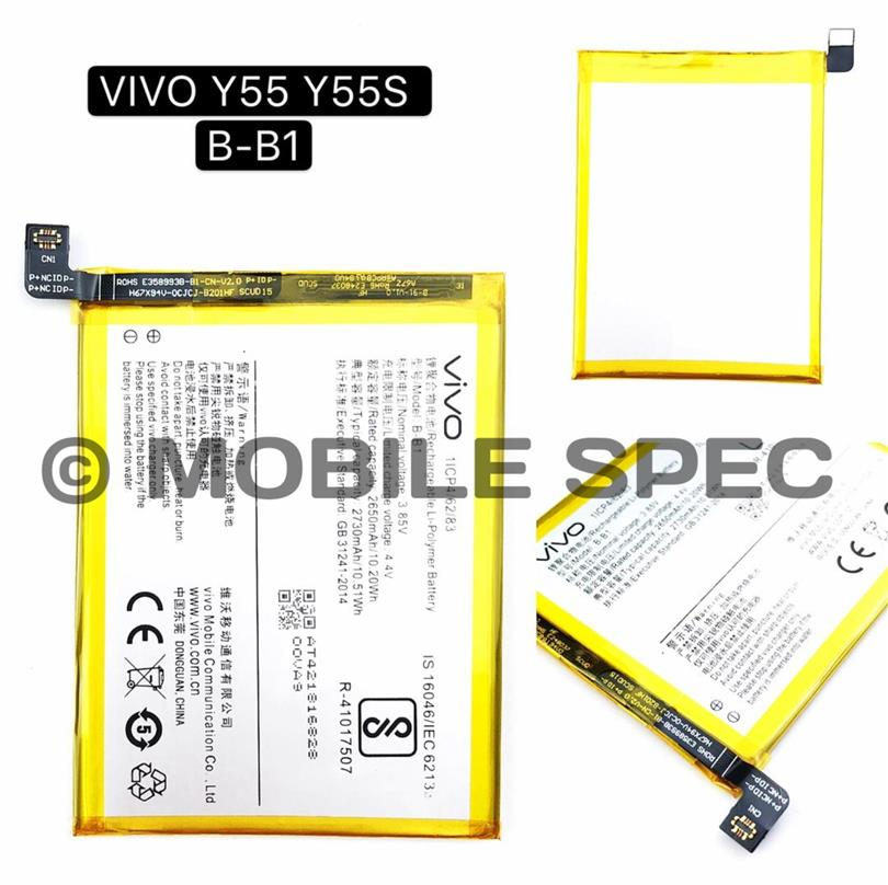 BATERI VIVO Y53 B-C1 / Y55 Y55S B-B1 HIGH QUALITY BATTERY ~ FREE TOOLS