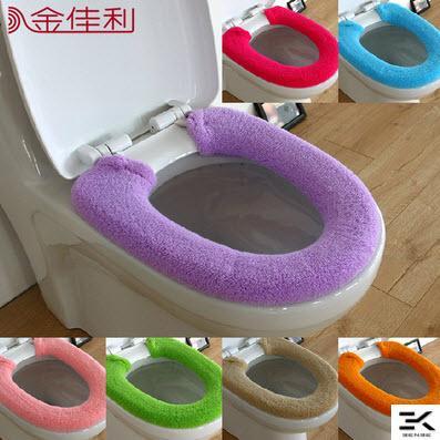 Bathroom Toilet Seat Cover Mat Jj 4015