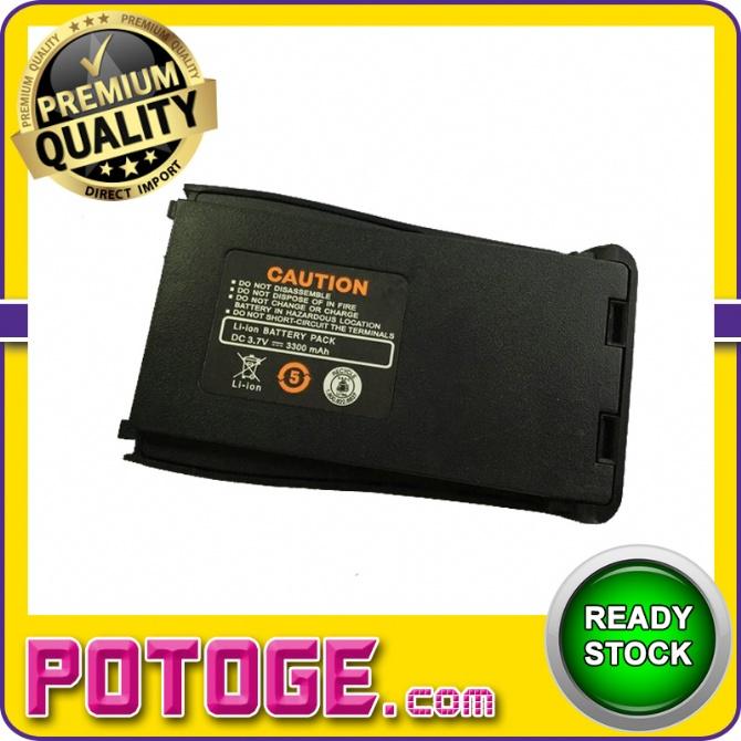 Battery 2800maH Baofeng Walkie Talkie Radio BF666S/777S/888S BF-888S