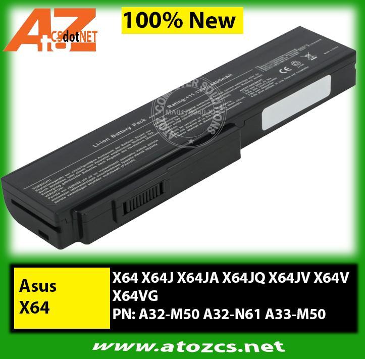 Driver UPDATE: Asus X64Jq Notebook