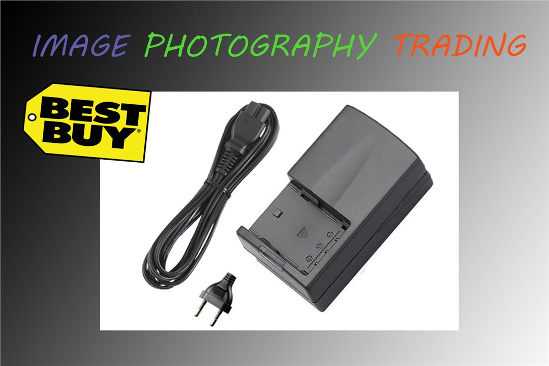 Battery Charger for Canon CB-2LTE for NB-2LH EOS 350D 400D