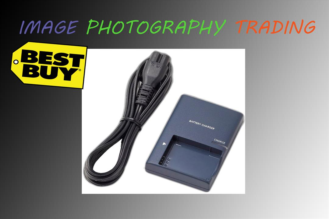 Battery Charger for Canon CB-2LXE for NB-5L Li-ion IXUS 990IS,  980IS