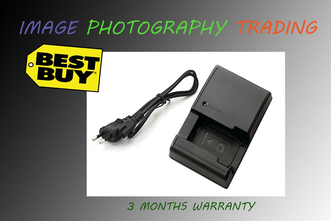 Battery Charger for Sony BC-VW1 for Np-FW50 NPFW50 NEX-3D NEX. ‹ ›