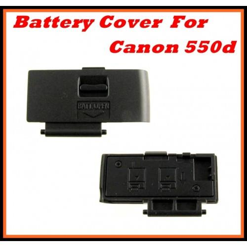 Battery Door Cover Lid Cap Replacement Part Canon EOS 550D Camera